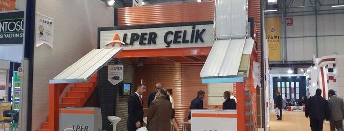 37. Yapı Fuarı Turkeybuild İstanbul 2014 is one of Biten Organizasyonlar.