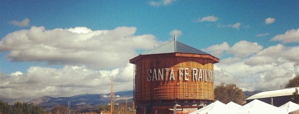 Santa Fe Farmers Market is one of Sante Fe.