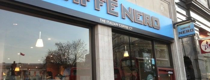 Caffè Nero is one of coffee.