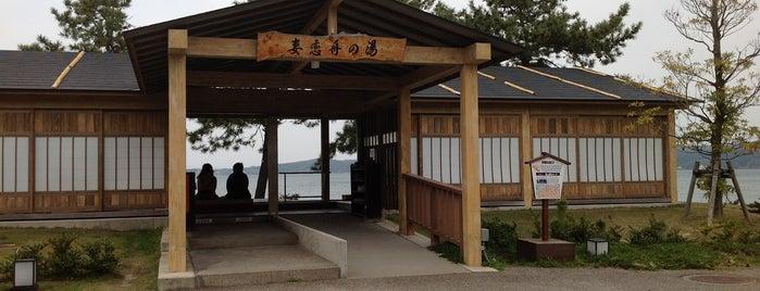 湯っ足りパーク(妻恋舟の湯) is one of Kanaさんのお気に入りスポット.