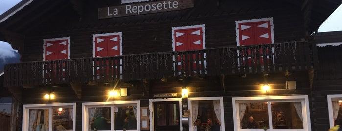 La Reposette is one of Samo.