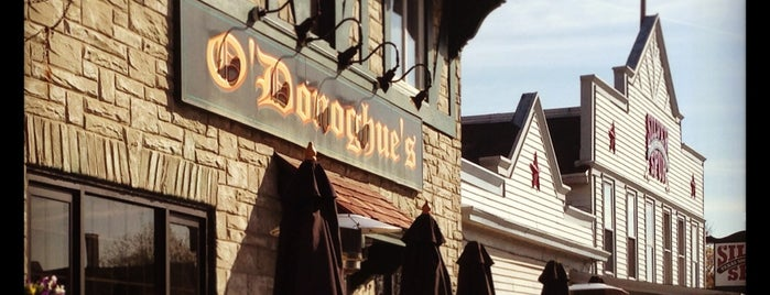 O'Donoghue's Irish Pub is one of milwaukee.