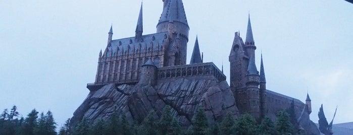 Hogwarts Castle is one of Japan - Osaka.