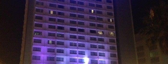 Hotel Golden Tulip Farah is one of Oteller.
