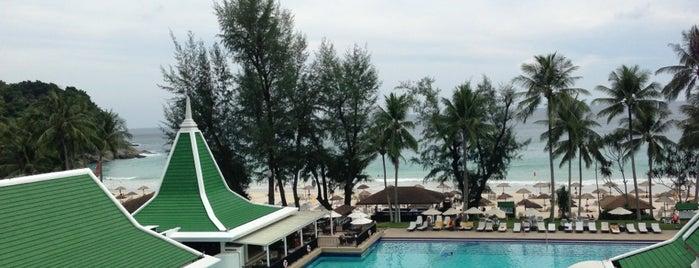Le Méridien Phuket Beach Resort is one of VACAY-PHUKET.