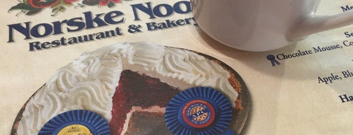 Norske Nook is one of Davidさんのお気に入りスポット.