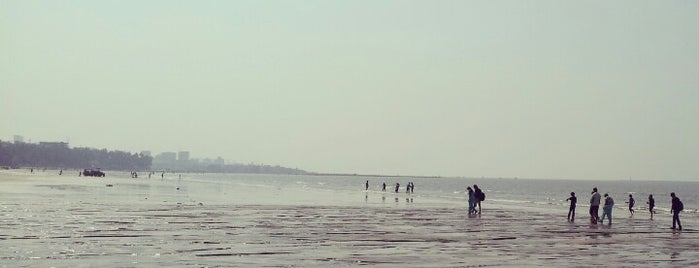 Juhu Beach is one of Mumbai 2014 LenTom.