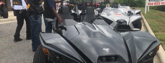 Full Throttle Motorsports is one of สถานที่ที่ Manuela ถูกใจ.