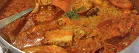 A Cofradia de Rinlo is one of Restaurantes e outros sitios onde se come ben.