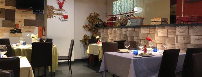 El Nuevo Fogón is one of Restaurantes.