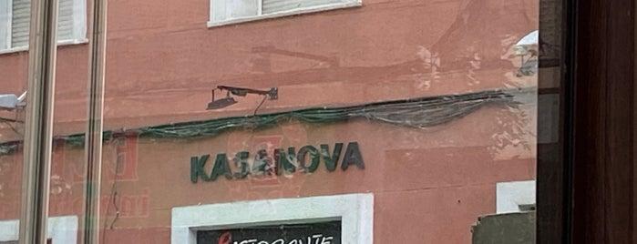 Restaurante Kasanova is one of Restaurantes destacables.