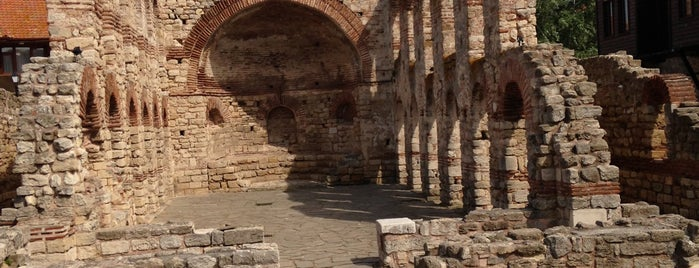 The Amphitheatre (Амфитеатъра) is one of Болгария - Солнечный берег.