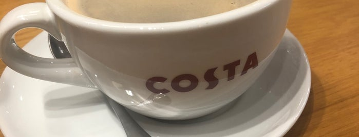 Costa Coffee is one of Budapest.