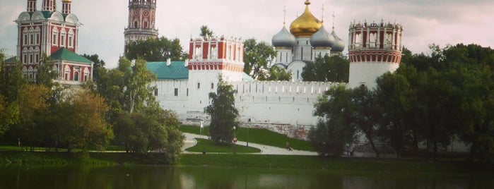Novodevichy Convent is one of Russia10.
