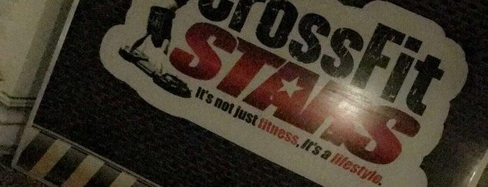 Crossfit Stars is one of Posti che sono piaciuti a Isra'.