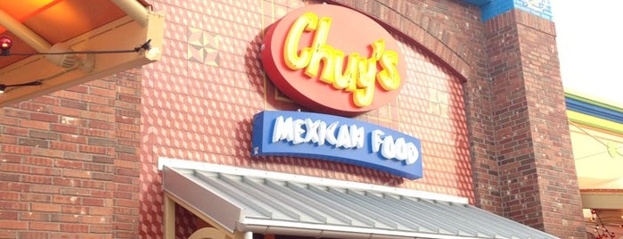 Chuy's Springfield is one of Lugares favoritos de Maggie.