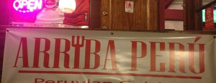 Arriba Perú is one of Berkeley's Best Food & Drink Venues.