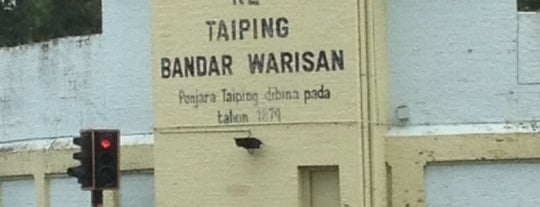 Penjara Taiping is one of Go Outdoor, MY #6.