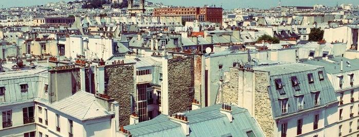 BETC Paris is one of Locais salvos de DAZED AND CONFUSED.
