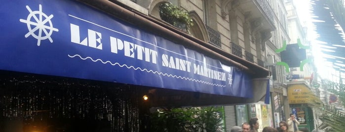Le Petit Saint-Martin is one of Restos 2.