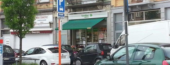 Carrefour express is one of Lieux sauvegardés par Layla.