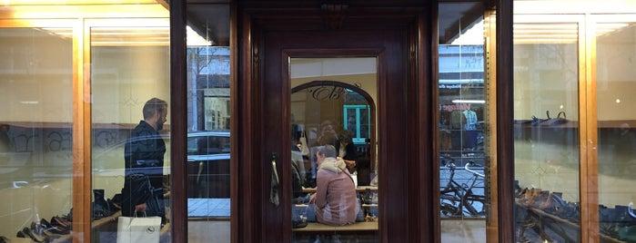 Elsa is one of Antwerp.