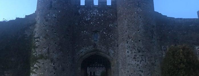 Amberley Castle is one of UK 1.