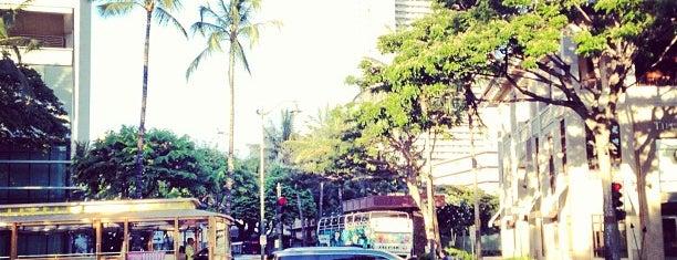 Waikīkī is one of Hello USA.