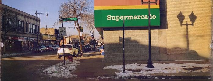 Chicago Produce is one of Locais curtidos por Fletcher.
