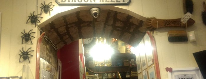 Diagon House is one of Edinburgh.