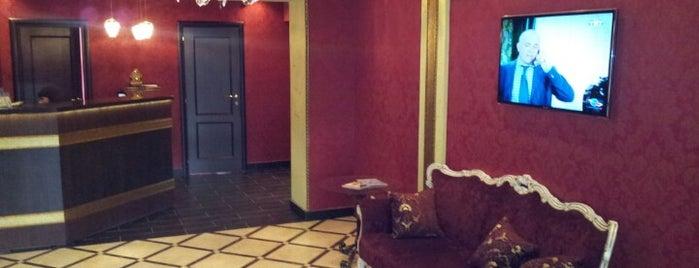 История / Hotel History is one of Nikitos : понравившиеся места.
