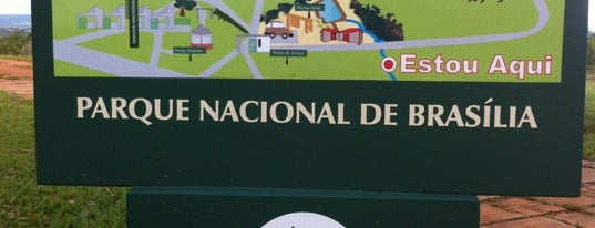 Parque Nacional de Brasília is one of BSB.