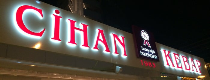 Cihan Kebap is one of Gurme Ankara.