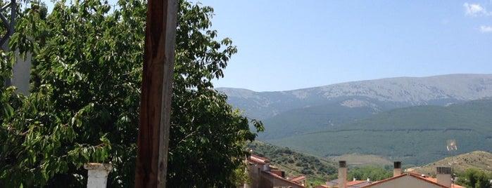 Litago del Moncayo is one of De Tapeo con los Becquer.