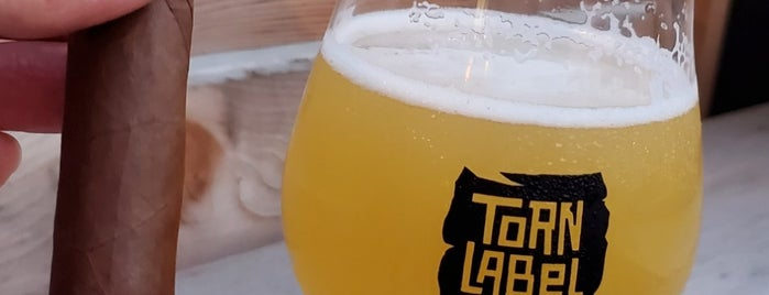 Torn Label Brewing Company is one of KC.