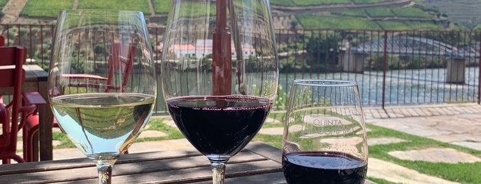 Quinta do Bomfim is one of Wine World.