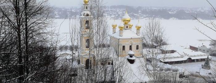 Воскресенская Церковь is one of Plës это любовь.