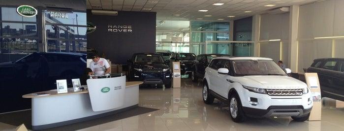 Top Car Land Rover & Mini is one of Aldo : понравившиеся места.