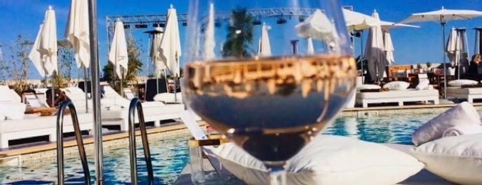 Pool Hotel Fairmont is one of Posti che sono piaciuti a Arsentii.