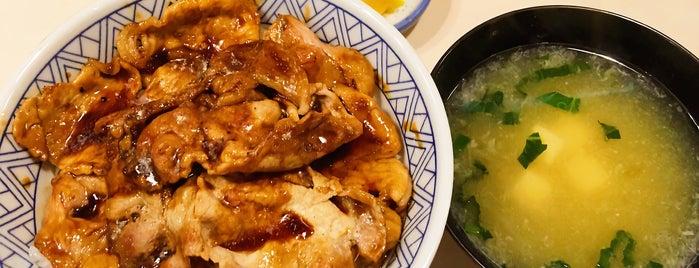 豚丼 まむろ is one of 札幌で行ってみたいお店リスト.