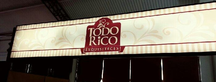 Todo Rico Exquiciteces is one of Tempat yang Disukai Káren.
