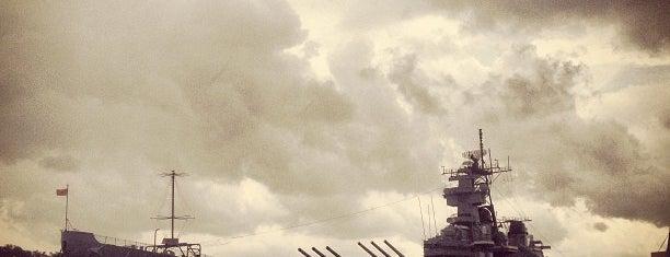 Battleship New Jersey Museum & Memorial is one of Battleship Museums.