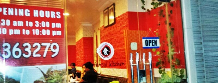 Oriental Kitchen - Chinese Malaysian is one of 行ったとこ.
