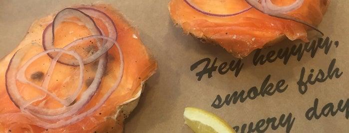 Wexler's Deli is one of America's Best Jewish Delis.