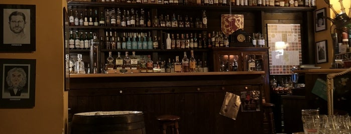 Whisky & Kilt is one of Prague Evenings.