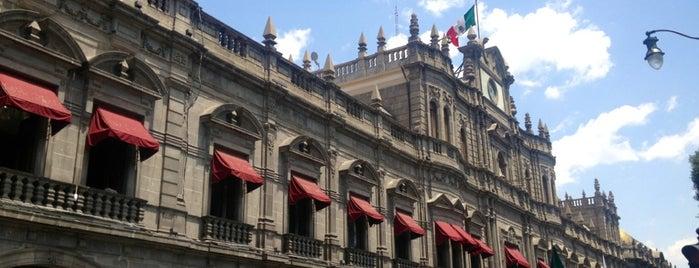 Palacio Municipal is one of Por Hacer.