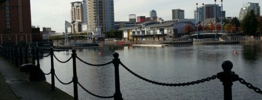 Salford Quays is one of Manchester to-do.
