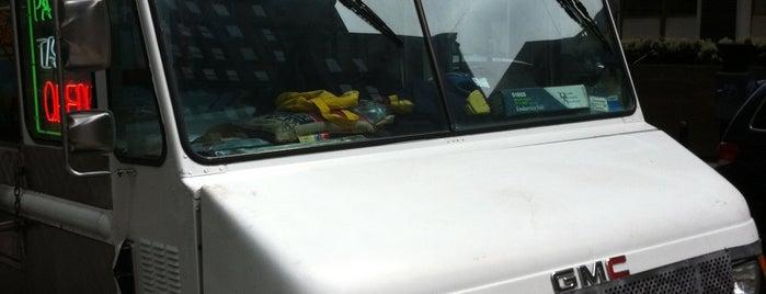 Paty's Taco Truck is one of Posti che sono piaciuti a Kitty.