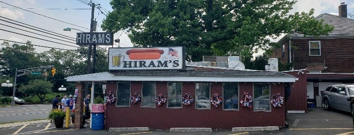 Hiram's Roadstand is one of NYC Eats.