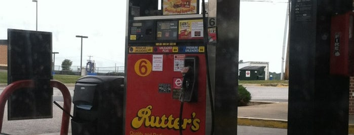 Rutters is one of Must-visit Gas Stations or Garages in York.